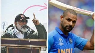 Shikhar Dhawan, Gautam Gambhir Laud PM Narendra Modi's Motivational Speech at Leh/Ladakh Amid India-China Stand-Off | SEE POSTS